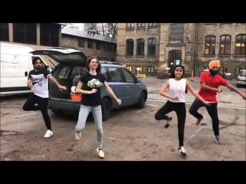 3 PEG | Sharry Mann | Bhangra by Christine