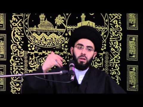 Migration and Islam - Sayed Hossein Al Qazwini - Night 1 - Muharram 1437/2015