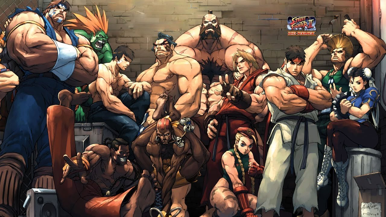 Street Fighter Hikayesi - YouTube