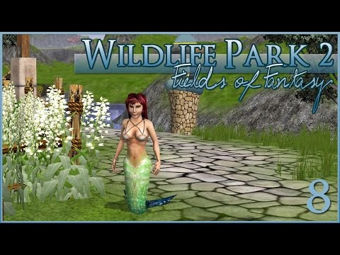 Our Mermaid Has Escaped!! • Wildlife Park 2: Fields of Fantasy • #8