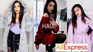 HAUL & TRY ALIEXPRESS 2019 TENUES TENDANCES ET PAS CHER