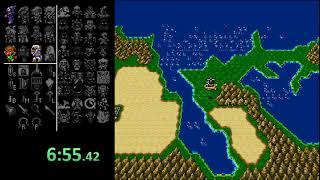 Final Fantasy IV Free Enterprise Randomizer Run #3