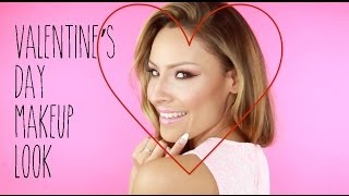 My Love Story: Valentine's Day Makeup Look