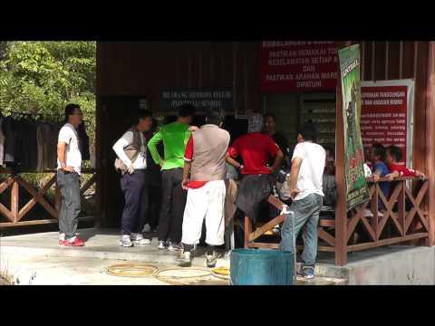 The Lion Group (BMC) & Ex-Staff at Dusun Eco Resort Video 15&16/6/13 (Part2)