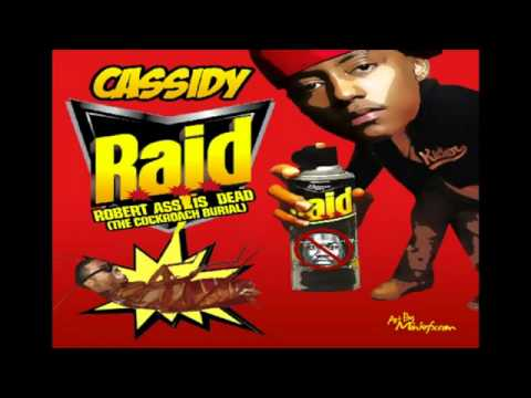 Cassidy - R.A.I.D. (Meek Mill Diss) Lyrics [HD] - YouTube