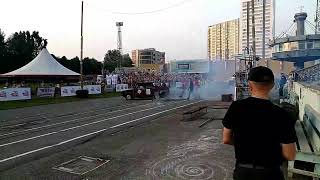 Стрим 59.RU: шоу каскадёров в Перми