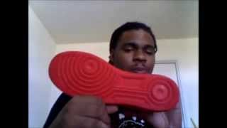 "Nike IDs AF1s -""Red Octobers"" Review"