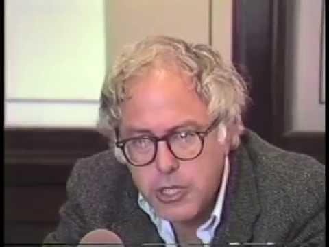 Peaceniks vs. Arms Workers: Bernie Sanders on the General Electric Boycott (1986)
