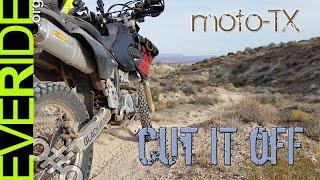 Moto-TX - Cut Off Negativity o#o