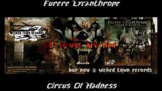 WTRCD001 - Furere Lycanthrope - Circus Of Madness - X-fade Demo