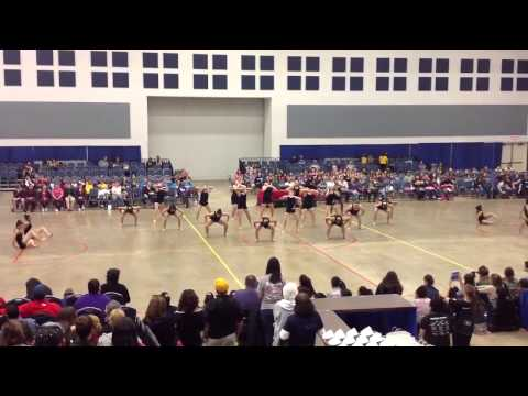 PSJA Memorial High School Dazzlers Contemporary Dance at ADTS