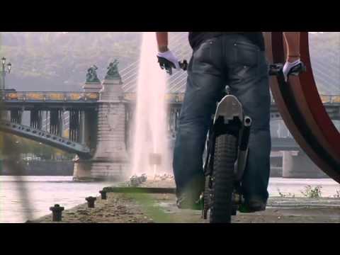 moto trial urban extreme