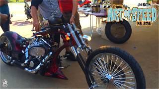 Art Of Speed 2017 | Garage63 Legendary Custom Punk Bobber