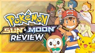Pokémon Sun and Moon Anime Review