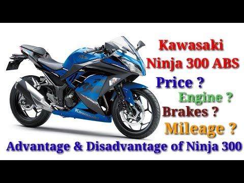 Kawasaki Ninja 300 Abs 2018 Price Mileage Engine Etc Kawasaki