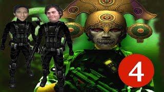 Half-Life Opposing Force #4 C PILLIN Comandos negros :´v