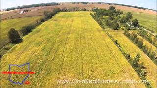Preble County, Ohio Farm Auction of 100 Acres Absolute