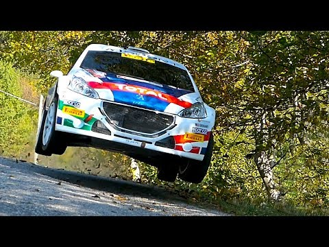 36° Rally Due Valli CIR 2018 Super Jumps e per un PELO...ᴴᴰ