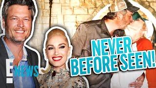 Gwen Stefani's Never-Before-Seen Reaction to Blake Shelton Proposal | E! News