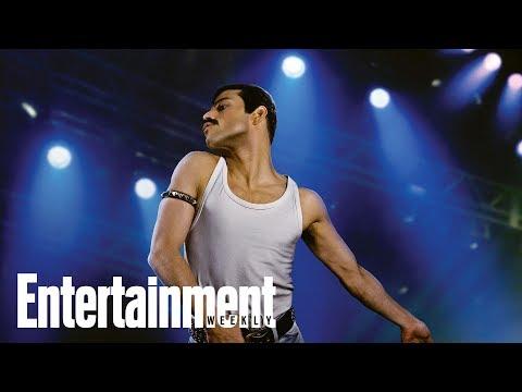 Rami Malek Is Freddie Mercury In 'Bohemian Rhapsody' First Look | News Flash | Entertainment Weekly