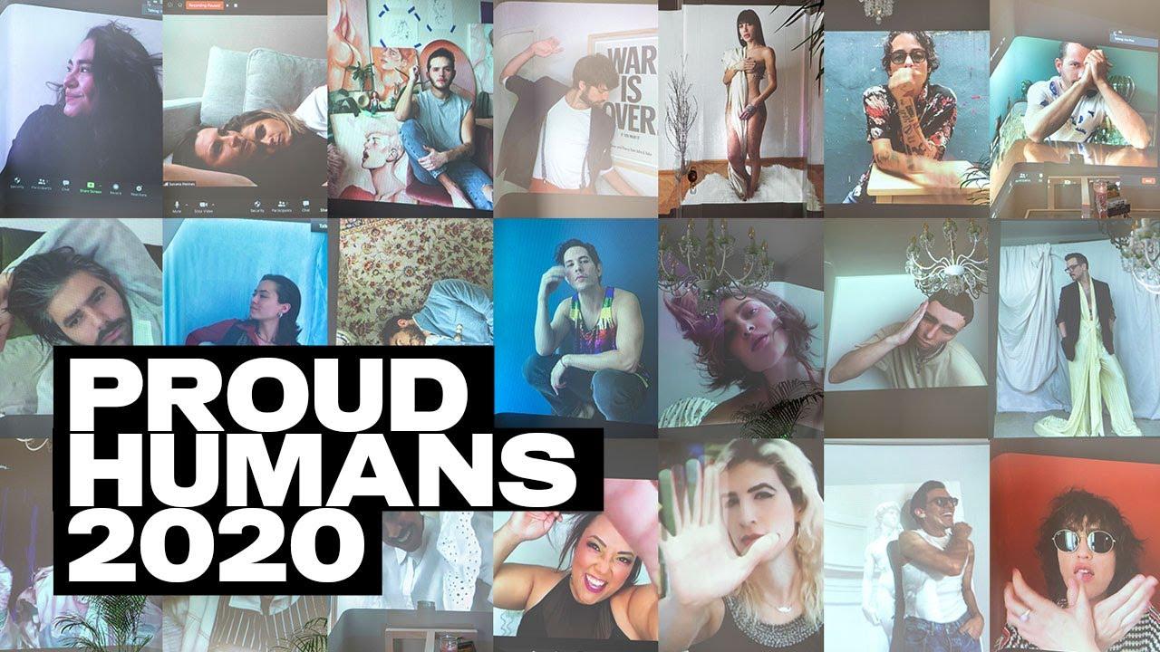 Proud Humans 2020 por ELLE México
