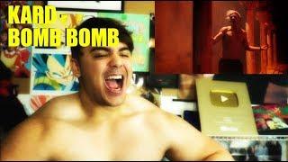 KARD - Bomb Bomb MV Reaction [DAMN!!! KARD!!!]