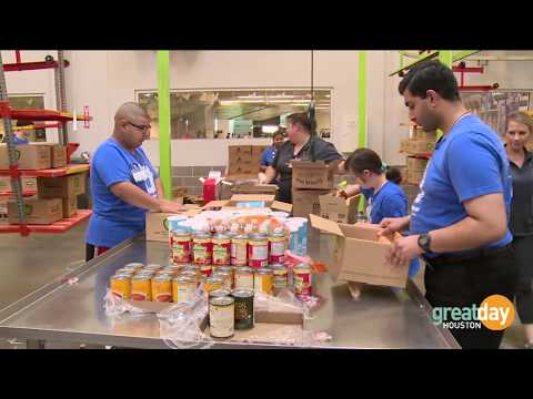 """Hope After Harvey"" #5 - Houston Food Bank (6/7)"