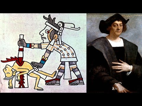 "Columbus Day Protested, Replaced with ""Indigenous People"