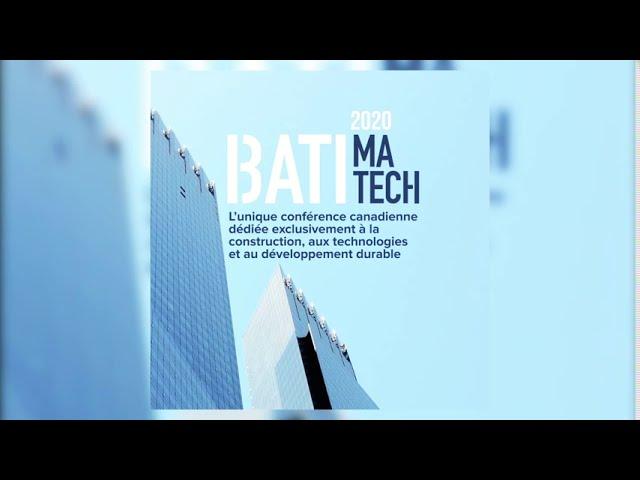Batimatech - L'avenir de la construction aujourd'huiModifier l'événement