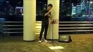江陽 (Kong Yeung) 現場獻唱《突然好想你》!