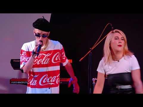 ADDA feat. Killa Fonic - Arde (Live @ Virgin Radio Romania)