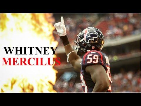 Whitney Mercilus    Remember The Name    2016-2017 season Highlights    Houston Texans