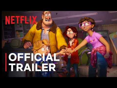 The Mitchells vs. The Machines   Official Trailer   Netflix