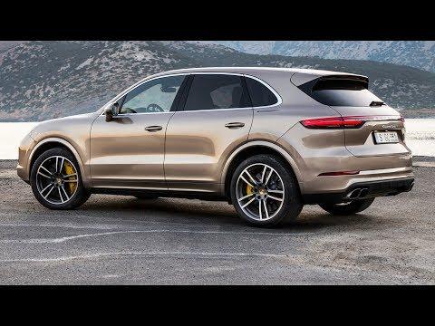 2018 Porsche Cayenne Perfect SUV