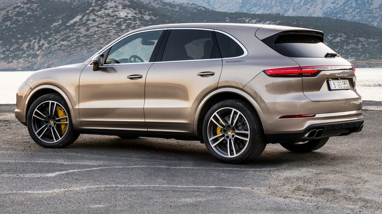 2018 Porsche Cayenne Perfect Suv