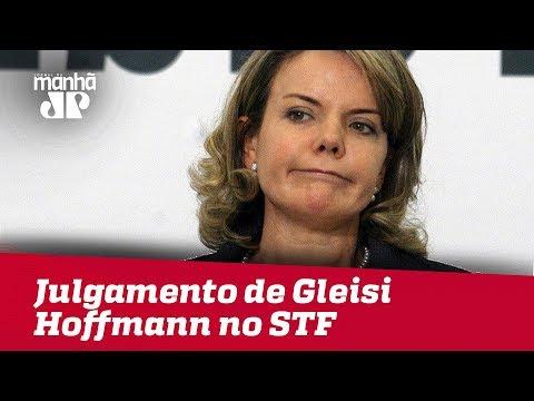 Ação Que Pode Condenar Gleisi Está Pronta Para Ser Julgada Pelo STF