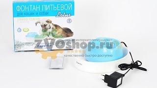 Автопоилка Feed-Ex PW-01 Blue для собак и кошек\Feeding pump Feed-Ex PW-01 Blue