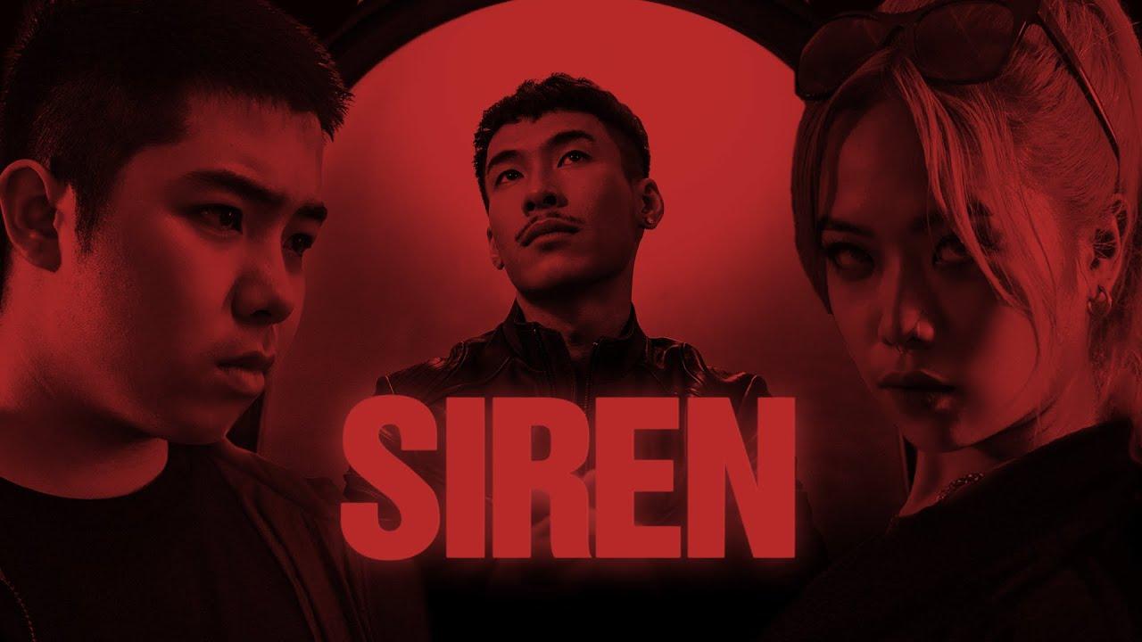 Download TGSN - Siren (feat. Tlinh & RZ Mas)   Official Music Video