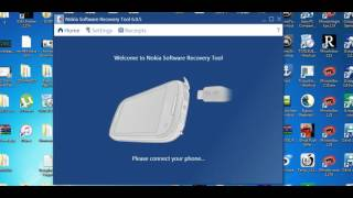 Nokia Software Recovery Tool by i share