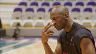 The Last Dance | Michael Jordan, the tough guy