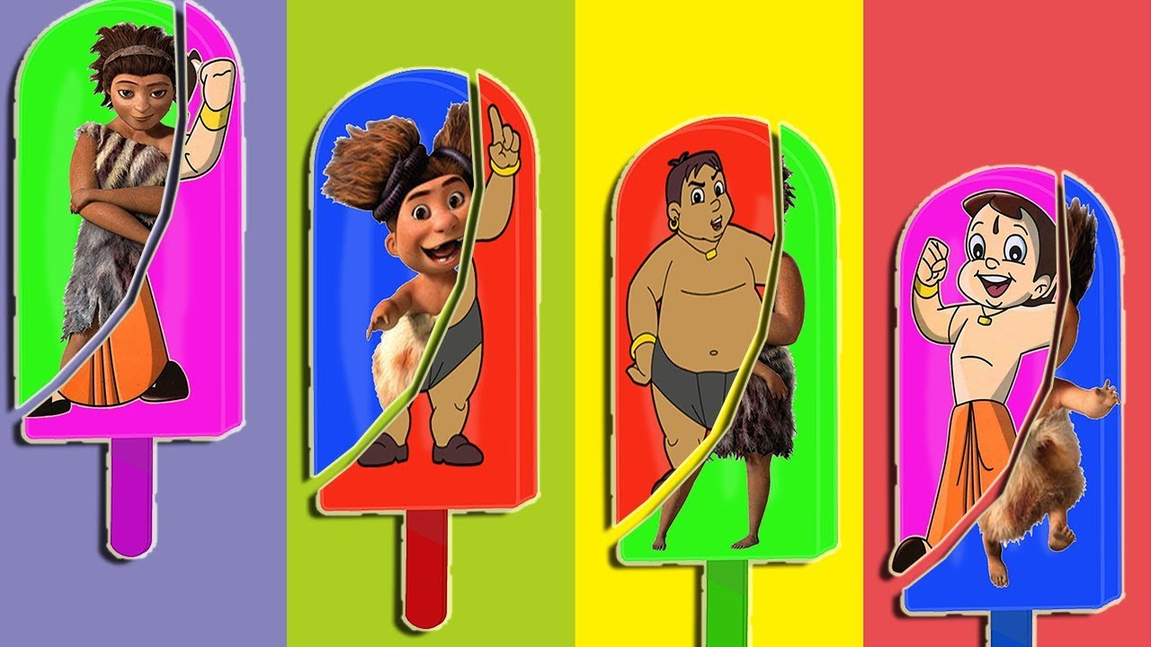 wrong boods in ice cream stick bima krisna choota beem super beem