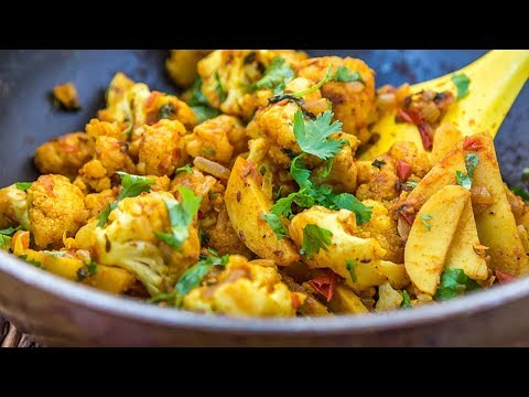 Aloo gobi potatoes cauliflower cook with manali aloo gobi potatoes cauliflower is a popular indian dish in which potatoes and cauliflower are cooked with onions tomatoes and spices forumfinder Images