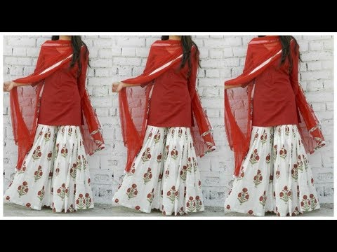New Sharara And Gharara Suits Designs Ieda For Girls|| Pakistani Sharara & Gharara Suit Designs 2018