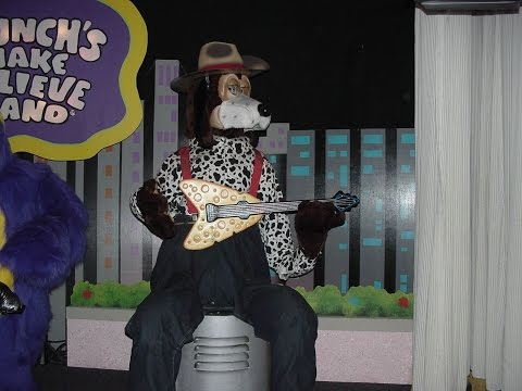 CEC ARCHIVE: Chuck E Cheese Springfield September 2005 segment 2