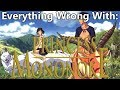 Everything Wrong With: Princess Mononoke (Mononoke Hime)