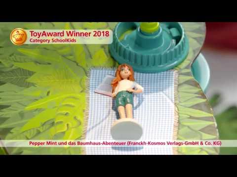 ToyAward 2018: Winner of the category SchoolKids