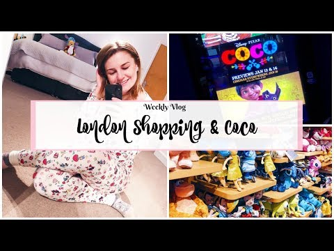 Shopping in London & Finally Seeing Coco!! | Charlotte Ruff