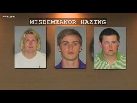 4 indicted in LSU hazing death - 1 for negligent homicide, 3 for hazing