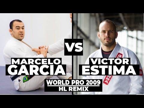 Marcelo Garcia Jiu Jitsu Match vs Victor Estima Abu Dhabi World Pro 2009 Baleias Remix