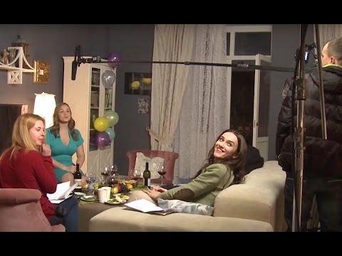 Всё о новом сериале «Мамочки». Репортаж со съемок!